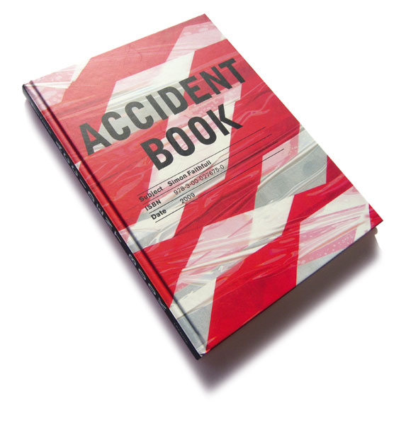 Detail aus Simon Faithfull –<br/>Accident Book