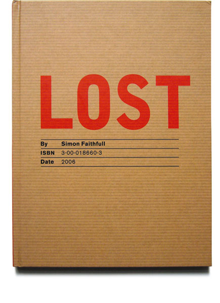 Detail of Simon Faithfull –<br/>Lost