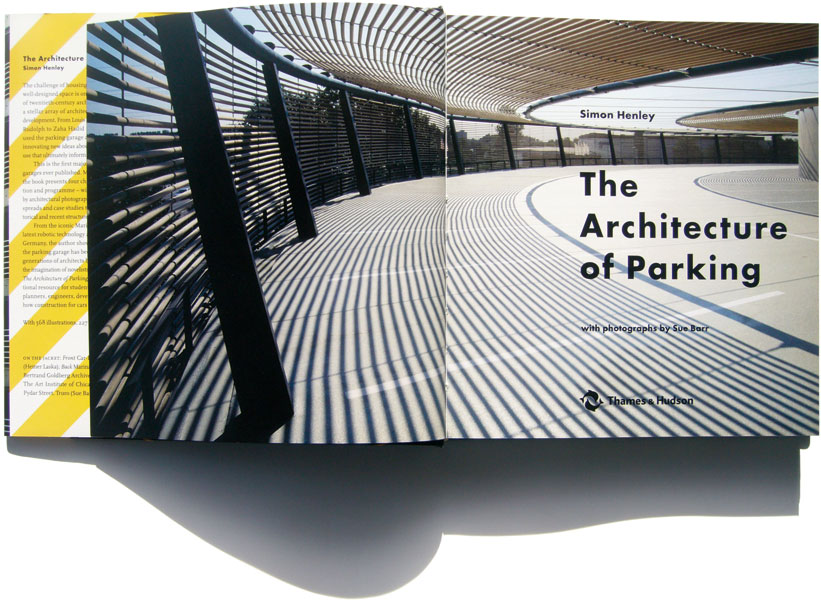 Detail aus Thames & Hudson –<br/>The Architecture of Parking